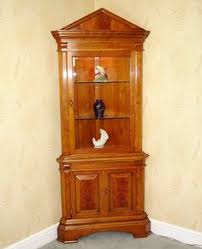 cherry wood china cabinet cherry wood display case constructed from two separate carcasses