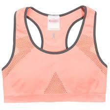 light pink sports bra ladies active fitness sports bra 2pk fitness clothing b m