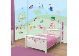new my little pony room decor kit walltastic