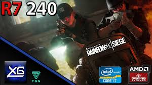 med siege tom clancy s rainbow six siege v5 3 on amd radeon r7 240 2gb ddr3