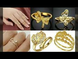 bridal gold ring new gold ring designs for women and bridal gold ring