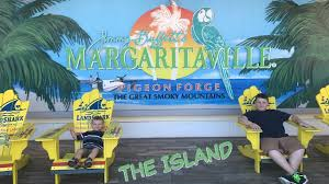margaritaville cartoon margaritaville the island at pigeon forge tennessee youtube