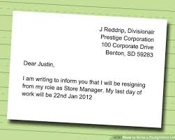 patriotexpressus scenic resignation letter how to write template