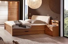 Schlafzimmer Eiche Braun Schlafzimmer Toledo Eiche Mit Kleiderschrank Bett Nakos