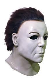 Michael Myers Mask Halloween Resurrection Michael Myers Mask Deluxe Michael Myers