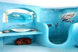 Ocean Bathroom Decor Sea Bathroom Decor Ideas Ocean Wall Beach