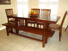 mission style dining table how to build mission style dining