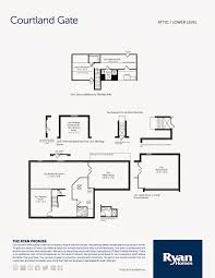 fine ryan homes floor plans with walkout basement for decor