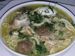 cuisine chinoise facile recette facile de soupe chinoise