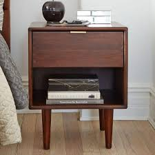 and may brown nightstand