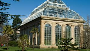 Edinburgh Botanic Gardens The Glasshouses At The Royal Botanic Garden Edinburgh
