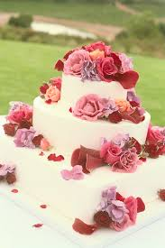 wedding cake indonesia pink flowers wedding cake hairstyle artist indonesia