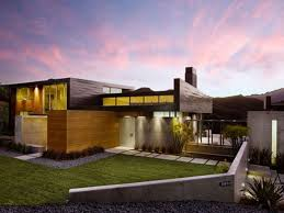 simple design modern house facades pictures contemporary style