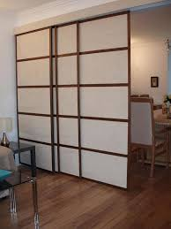hanging room dividers functional room dividers interior sliding doors photo 9 half