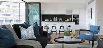 home interior design southbank apartment th2designs london