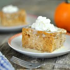 pumpkin tres leches cake u2014 my love for cooking
