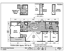 pinecrest modular ranch pg339a find a home commodore homes