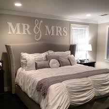 mr u0026 mrs wall signs king size wedding walls and bedrooms