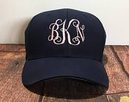 personalized hats etsy