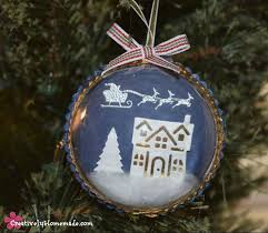 all hearts come home for ornament creatively