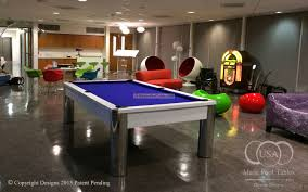 usa made pool tables cosmopolitan contemporary pool tables modern pool table