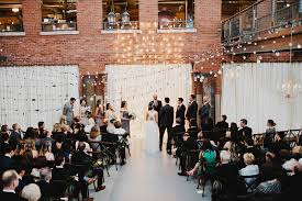 outdoor wedding venues chicago artifact events venue chicago il weddingwire