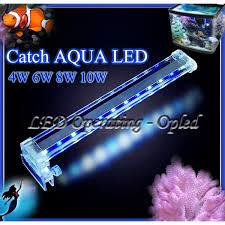 Led Aquarium Light Fixtures Led Aquarium Light Clip On Led L Led Aquarium