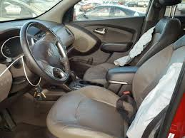 2011 hyundai tucson interior salvage title 2011 hyundai tucson 4dr spor 2 4l 4 for sale in