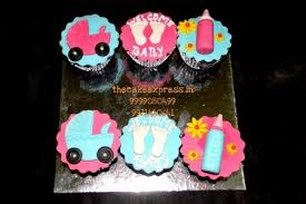 baby shower cup cakes online cake delivery noida cake shop noida