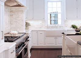 marble subway tile kitchen backsplash white marble backsplash tile zyouhoukan net