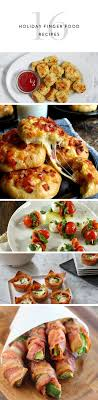 16 festive finger foods to wow the crowd at your