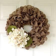 burlap wreaths simple burlap wreath tutorial burlap wreaths and wreath