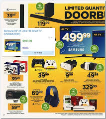 kohl s black friday 2017 ad just leaked 200 ps4 and xbox one s