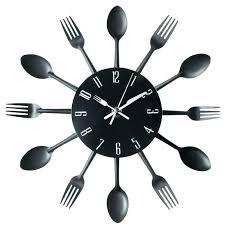 horloge pour cuisine moderne horloge de cuisine originale horloge cuisine originale horloge