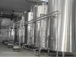 design of milk storage tank dairy equipments spray dryers manufacturer from noida