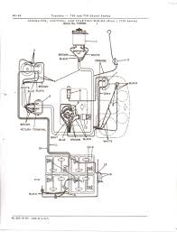 i need the wiring diagram for the starting circuit on a john