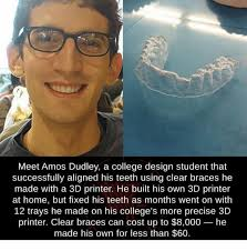 College Printer Meme - meet amos dudley a college design student that successfully