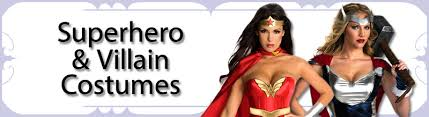 Halloween Costumes Womens Superheroes Womens Superhero U0026 Villain Costumes Trendyhalloween