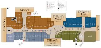 Garden State Plaza Floor Plan Mall Directory Volusia Mall
