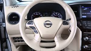 nissan pathfinder 2016 youtube 2016 nissan pathfinder heated steering wheel if so equipped