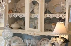 modern china cabinets dining room shabby chic style with