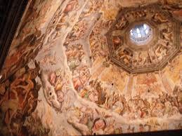 cupola s fiore cupola interna di santa fiore foto di cupola