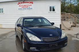 2004 lexus es330 sedan lexus es 330 johnson automotive group inc of tennessee used