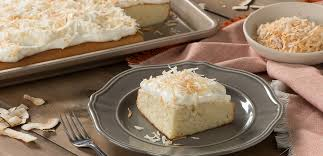 coconut tres leche cake eggs ca