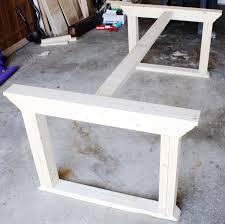 how to build a farmhouse table build a farmhouse table 39 and