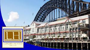 Hotel Hd Images by Luxury Hotels Pier One Sydney Harbour Sydney Youtube