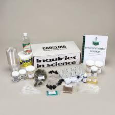 inquiries in science testing water pollution kit carolina com