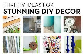 Thrifty Ideas For Stunning DIY Decor Curbly - Thrifty home decor