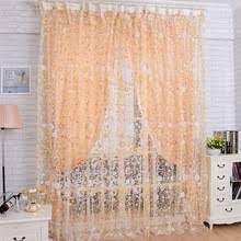 Curtains Valances Styles Compare Prices On Yellow Valance Online Shopping Buy Low Price