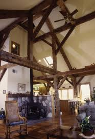 home interiors picture frames nice timbers http timberframe postandbeamhomes com galleries